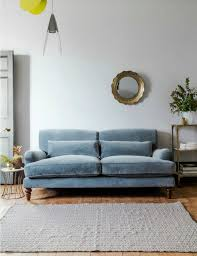 Which Leather Is Best For Sofa Best 25 Blue Sofas Ideas On Pinterest Blue Velvet Velvet Sofa