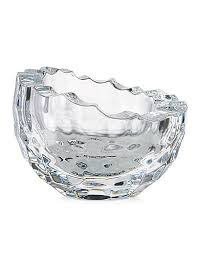 Rogaska Crystal Vase Rogaska Crystal 1665 Shangri La Crystal Votive
