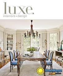 Home Design Magazines Pdf Luxe Interior Design Magazine National Edition Winter 2014