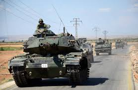 It Is Being Reported That Turkish Military Forces Have by U S Special Forces To Aid Turkish Troops In Syria Wsj