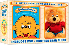 Berenstain Bears Halloween Costume Berenstain Bears Limited Edition Box Sets