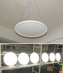 round 40w led ceiling light fixture l bedroom kitchen iphd 40w pendant light high quality led panel light ac 110 240v