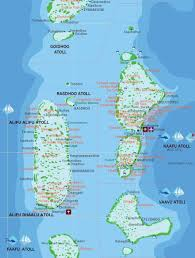 islands map map of the maldives