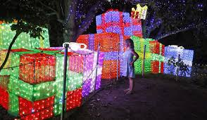 win tickets to hunter valley gardens christmas lights spectacular