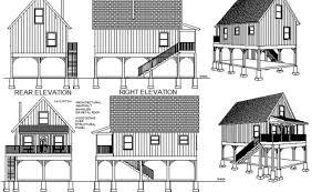 cabin blue prints 21 artistic small cottage blueprints house plans 43252