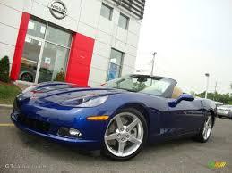 2006 corvette convertible 2006 lemans blue metallic chevrolet corvette convertible 30616651