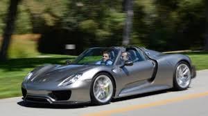 Porsche Cayenne 0 60 - porsche updates 918 spyder performance figures 0 60 mph in 2 5s
