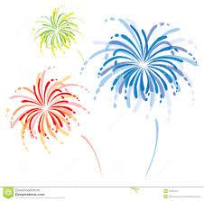 fuochi d artificio clipart fuochi d artificio illustrazione vettoriale illustrazione di