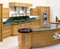 curved kitchen island designs kitchen dining curved kitchen island makes shape accent in