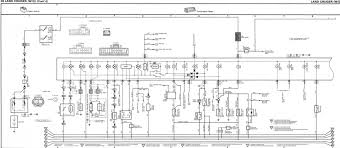 100 series landcruiser wiring diagram toyota land cruiser