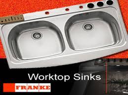 kitchen sinks franke trendy franke fcu double bowl stainless
