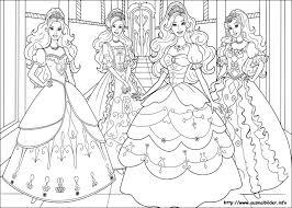 stupendous barbie coloring pages games barbie princess charm
