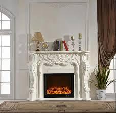 cheap electric fireplace with mantel binhminh decoration