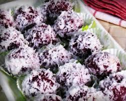 membuat kue dari tepung ketan cara membuat klepon tepung ketan ubi ungu enak masteresep