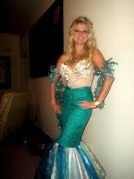 Mermaid Costumes Halloween Diy Mermaid Costume Halloween Buy Body Bra Underwire
