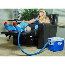 polar active ice 2 0 universal therapy system with 9 quart cooler