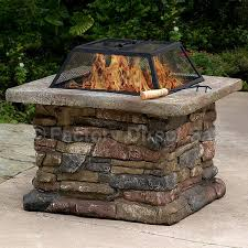 Firepit Base New 29 Outdoor Patio Firepit W Matte Steel Bowl Base