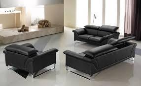 leather livingroom set black leather sofa set center divinity