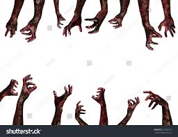 halloween theme background bloody hands backgroundmaniacblood zombie hands zombie stock photo