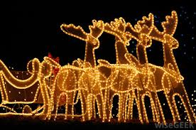 Outdoor Christmas Decoration Lights Reindeer by What Are The Different Types Of Outdoor Christmas Decorations