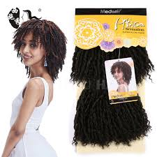 nubian hair long single plaits with shaved hair on sides 2017 new arrival classy loc crochet nubian twist braid hair soft