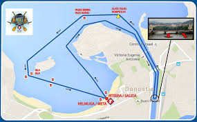San Sebastian Spain Map by Eurotour Week 6 Preview Of The Showdown In San Sebastian Plus