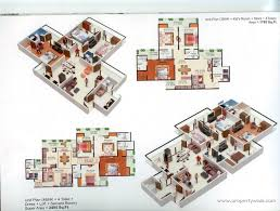2 bedroom apartment flat for sale in habitech panch tatva