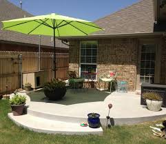 How Much Is A Stamped Concrete Patio by Modern Decoration Cost For Concrete Patio Marvelous Coolest
