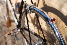 bicycle rear fender light gilles berthoud