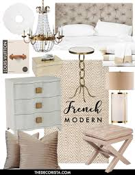 e design a french modern mix for a beige bedroom the decorista