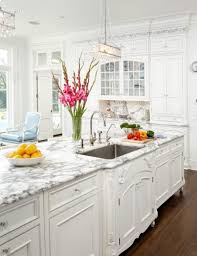 Traditional White Kitchen Images - beautiful white kitchen designs