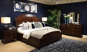 Navy Bedroom Tips Trends From High Point Furniture Market Color The Dump