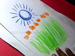 how to draw simple easy independence day drawing for kids step by