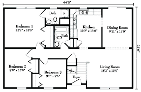 split house plans split ranch floor plans floor plans scroll to enlarge image