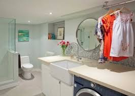 Bathroom With Laundry Room Ideas 81 Best Laundry Room Images On Pinterest Home Laundry Room