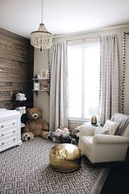 Unisex Nursery Curtains Rustic Nursery Interior Design Inspiration For A Gender Neutral