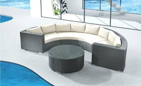 Round Sofa Sectional by Round Outdoor Sectional Sofas U2013 Ipwhois Us