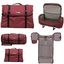 Business travel suit pocket leisure suit bag suit carrier