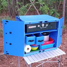 camping kitchen crowdbuild for