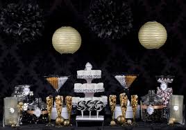 halloween gold black u0026 gold candy buffet add a few black tree branches with