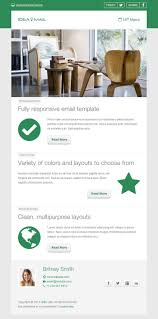 idea mail minimal u0026 responsive email template by gifky themeforest