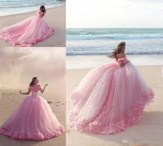 quinceanera pink dresses 2017 quinceanera dresses baby pink gowns the shoulder