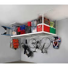Garage Organization Business - saferacks 4 ft x 8 ft overhead garage storage rack and