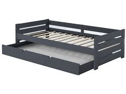 chambre studio conforama lit gigogne 90x190 cm gaudi vente de lit enfant conforama