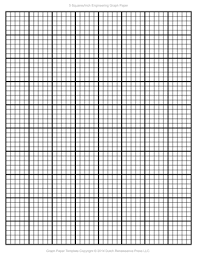 grid layout for 8 5 x 11 engineering paper template occ shoebox pinterest template