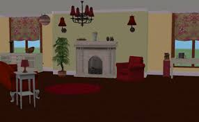 mod the sims collection of fall walls inspired by behr paint