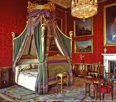 windsor castle the king u0027s bedchamber castle u0026 palace interiors