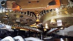 honda accord timing chain service code p0341