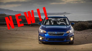 2017 subaru impreza sedan interior new 2017 subaru impreza review specs u0026 interior youtube