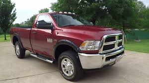 hd video 2015 ram 2500 hd 6 4l v8 hemi 4x4 regular cab long bed
